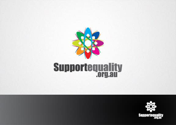 Конкурсная заявка №166 для Logo Design for Supportequality.org.au