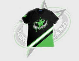 nº 10 pour Hockey team T-Shirt artwork design with team logo par dezsign