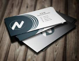 nº 186 pour Design Business Cards par graphicsway0147