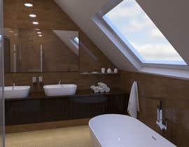 nº 25 pour Design a modern bathroom par Kolpakovmarks