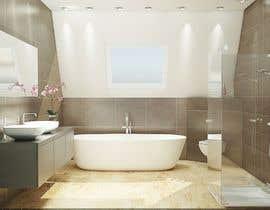 nº 42 pour Design a modern bathroom par mmushulova