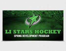 nº 98 pour Hockey team spring program advertizing Banner  8'X4' par TDuongVn