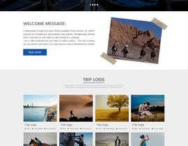 nº 14 pour Design a Website Mockup par sudpixel
