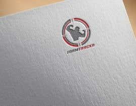 nº 193 pour Fitness app logo par suzonali1991