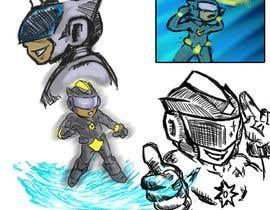 #3 para Illustrate Captain Sideways por Deda69