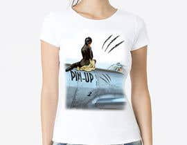 nº 21 pour Design a vintage style T-Shirt par Neny22