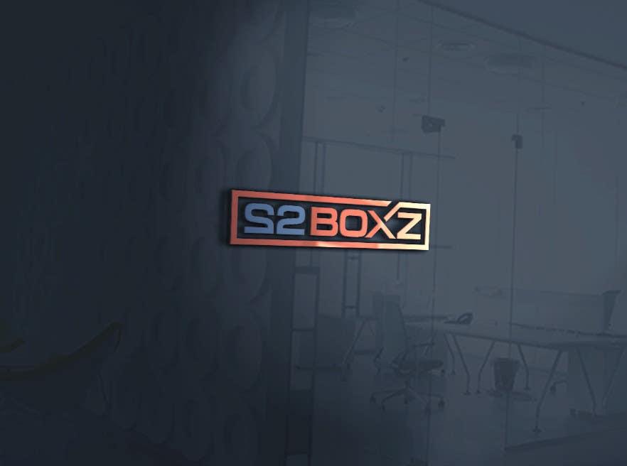Proposition n°72 du concours Design a Logo S2Boxz