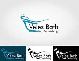 #7 cho Design a Logo for Velez Bath Refinishing bởi slamet77