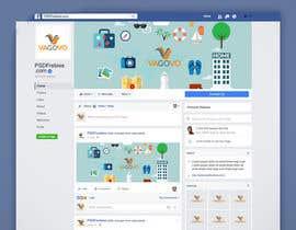 nº 11 pour Design a Banner for Facebook par mdakasabedin