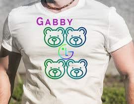 #14 for 2 T-Shirt Designs - LG T-Shirt and Gabby T-shirt by ashikbd11
