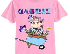 #7 for 2 T-Shirt Designs - LG T-Shirt and Gabby T-shirt by designernayma992
