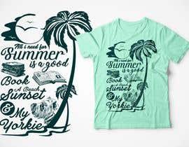 nº 22 pour Design a T-Shirt par harmeetgraphix