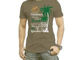 nº 38 pour Design a T-Shirt par funnydesigner