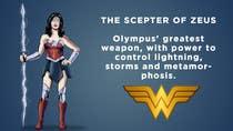 Illustration Kilpailutyö #77 kilpailuun Design a New Weapon for Wonder Woman