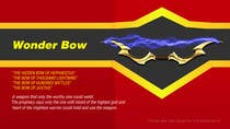 Illustration Kilpailutyö #88 kilpailuun Design a New Weapon for Wonder Woman