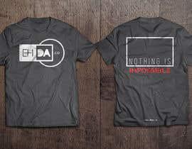 nº 181 pour Concevez un T-Shirt par luiskabes