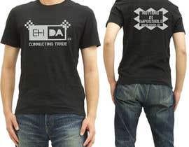 nº 127 pour Concevez un T-Shirt par juthi1357