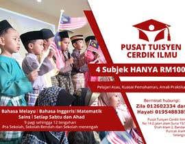 #2 untuk Design a Banner Pusat Tuisyen Cerdik Ilmu oleh maidang34