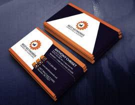 nº 43 pour Business Card Design par sujhonsharma