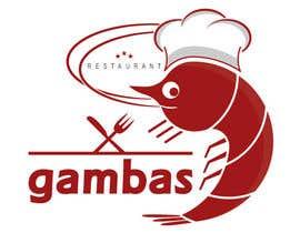 nº 14 pour Dealing one logo for a restaurant - simple job. par izoka01
