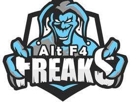 nº 10 pour AltF4 Freaks Dota 2 team par weboholicdesign