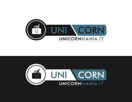 nº 4 pour Logo for UnicornMania.IT eCommerce par ahmrdn25
