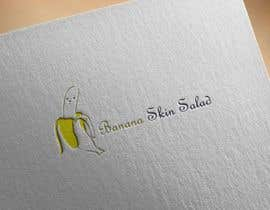 nº 28 pour Logo design for: 'Banana-skin Salad' par nagmul85haque