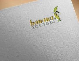 nº 22 pour Logo design for: 'Banana-skin Salad' par khalidru11