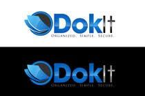 Proposition n° 201 du concours Graphic Design pour Logo Design for DokIt