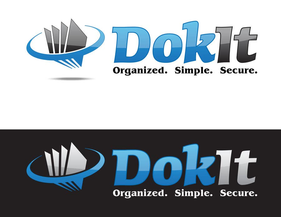 Logo Design Contest Entry #240 for Logo Design for DokIt