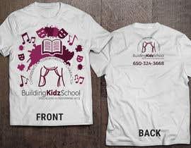 nº 83 pour Design a T-Shirt par castroralph17