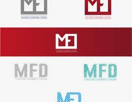 nº 30 pour Diseño de logotipo anagrama de las palabras MDF par creativos247