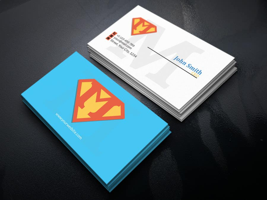 Proposition n°87 du concours Design some Business Cards