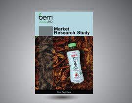 nº 20 pour Design Professional Cover Page for Research Report par Asad143a
