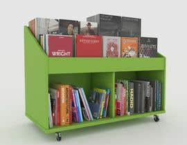 nº 10 pour Do photo realistic render of book display par aboyoussef