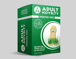 nº 38 pour Create Print and Packaging Designs  - Adult Image par namunamu