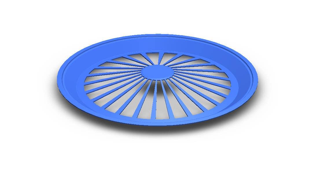 Proposition n°1 du concours 3D design with meassurements