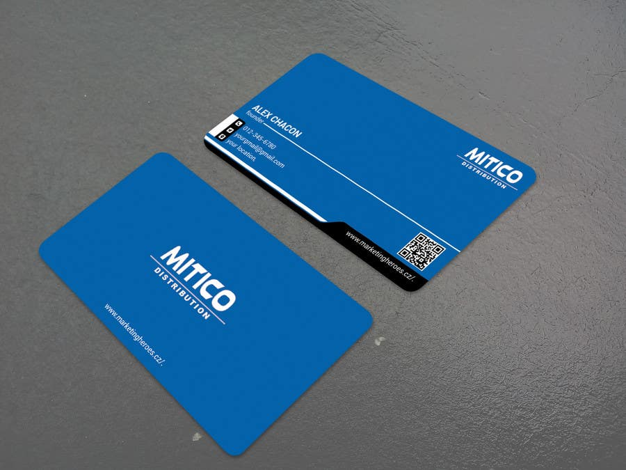 Proposition n°114 du concours Design some Business Cards for Mitico