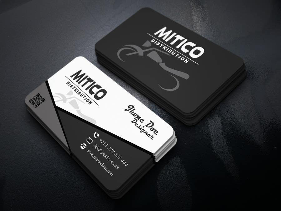 Proposition n°23 du concours Design some Business Cards for Mitico