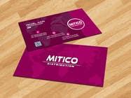Proposition n° 92 du concours Graphic Design pour Design some Business Cards for Mitico