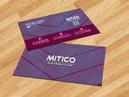 Proposition n° 93 du concours Graphic Design pour Design some Business Cards for Mitico