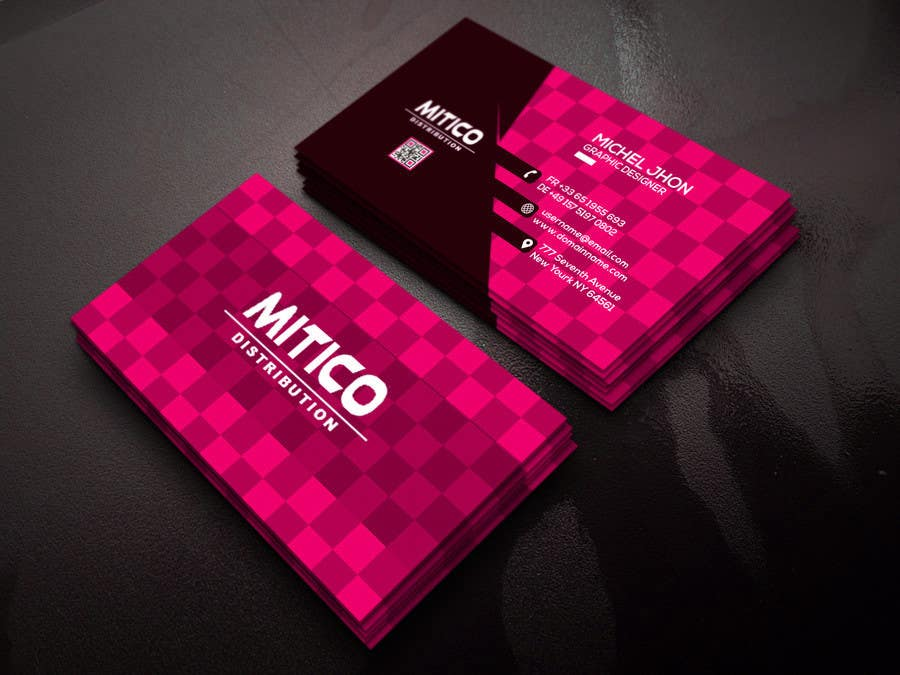 Proposition n°108 du concours Design some Business Cards for Mitico
