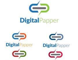 nº 73 pour Design a Logo for DigitalPapper par faisalaszhari87