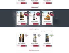 nº 17 pour Please improve elements of graphic design homepage - PSD available par creative2pl