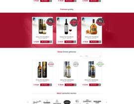 nº 18 pour Please improve elements of graphic design homepage - PSD available par creative2pl
