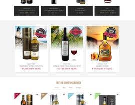 nº 26 pour Please improve elements of graphic design homepage - PSD available par leiden