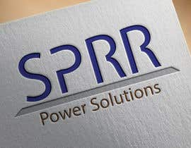 nº 26 pour need a corporate logo for SPRR Power Solutions par mithupal