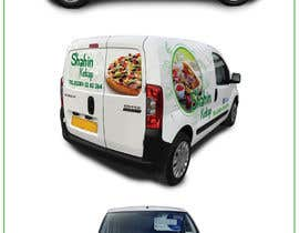 nº 9 pour Design for a car wrapping / Corporate Design exists par Azhoeck