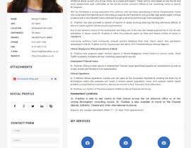 nº 9 pour Create a WordPress Template par sandeep335677