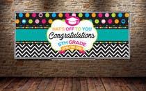 Proposition n° 11 du concours Graphic Design pour Create a Banner for a School Graduation